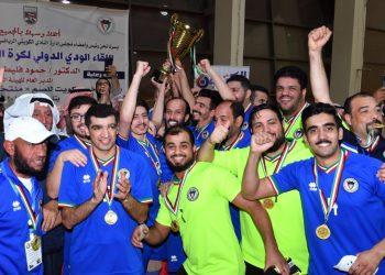 منتخب الصم الكويتي لكرة الصالات