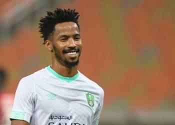 سلمان المؤشر لاعب الأهلي السعودي
