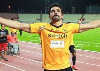 أحمد الرياحي لاعب القادسية
