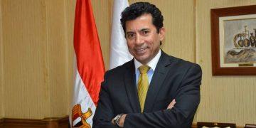 الدكتور أشرف صبحي - انتخابات اتحاد الكرة المصري