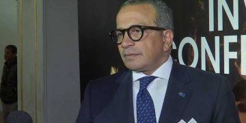 عمرو الجناينى - رئيس اللجنة الخماسية بـ اتحاد الكرة المصري