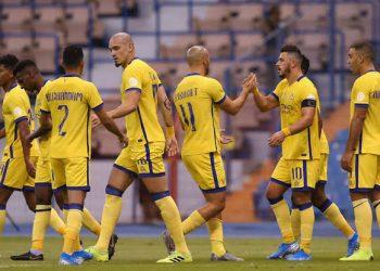 اخبار النصر - لاعبو فريق النصر السعودي