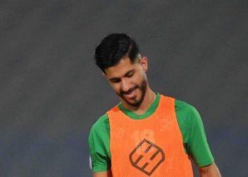 النادي العربي تويتر - فهد زويد لاعب العربي