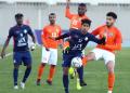 مباراة اليرموك وكاظمة في الدوري الكويتي