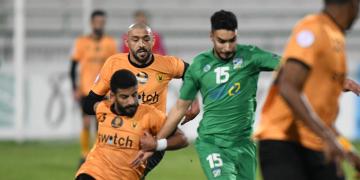 مباراة العربي والقادسية