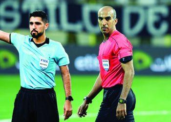 عادل النقبي و أحمد عيسى درويش