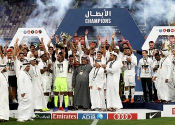 شباب الأهلي فاز بكأس الخليج العربي 4 مرات