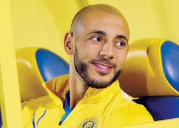 نور الدين أمرابط لاعب النصر السعودي