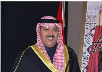 دعيج العتيبي رئيس الاتحادين الكويتي و العربي