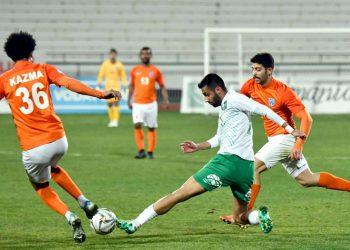 ترتيب الدوري الكويتي - مباراة العربي وكاظمة