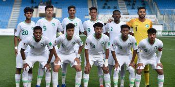 المنتخب السعودي الشباب