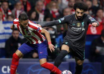 مباراة أتلتيكو مدريد وليفربول