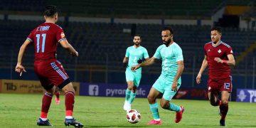 بيراميدز ضد الأهلي - الدوري المصري