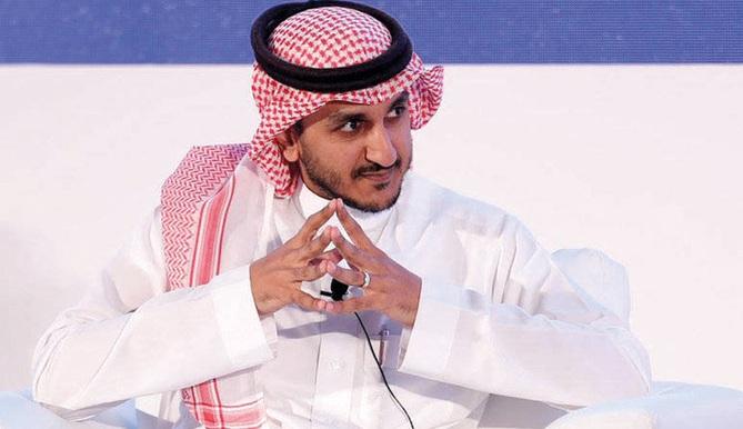 إبراهيم القاسم أمين عام الاتحاد السعودي
