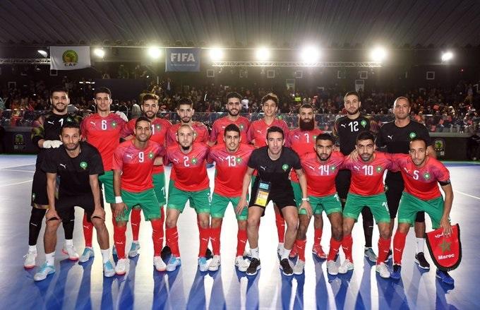 المنتخب المغربي لكرة الصالات يعدّل خطة المونديال بعد إلغاء ودية الأرجنتين -  التيار الاخضر