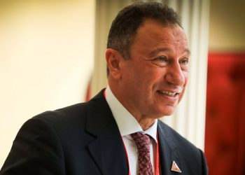 محمود الخطيب رئيس الأهلي المصري