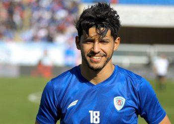 سعد بقير لاعب أبها السعودي