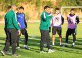 طارق العشري مدرب المصري البورسعيدي