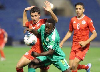 السنغال وتونس - كأس العرب للشباب