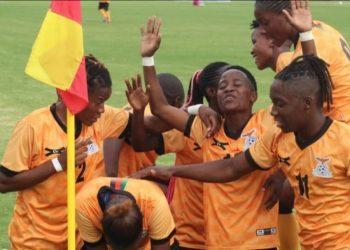 منتخب زامبيا للسيدات