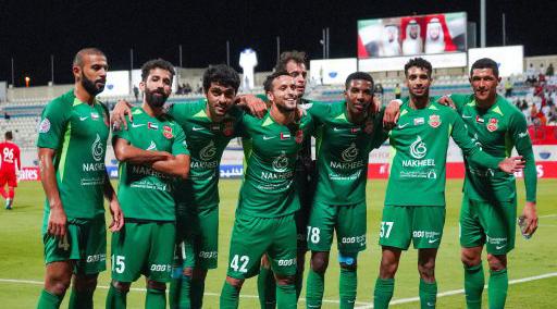 فريق خورفكان الإماراتي