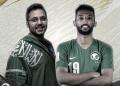 """ثنائي السعودية الفائز ببطولة """"فيفا 20"""""""