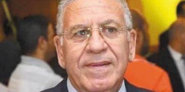 سامح حمدي رئيس اتحاد الطائرة المصري