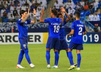فريق الھلال السعودي