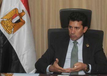 أشرف صبحي - وزارة الرياضة المصرية