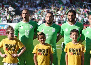 الجزائري نبيل جيلاس يحتفل بعيد ميلاده الـ30