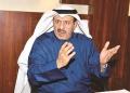 رئيس مجلس إدارة نادي الصليبخات سعد عناد