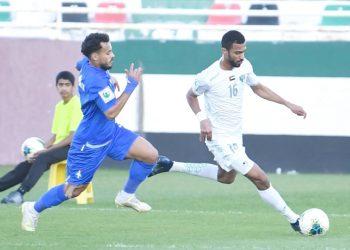 سبيل غازي لاعب حتا المعار إلى نادي الإمارات