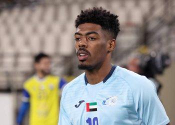 سهيل النوبي لاعب بني ياس الإماراتي