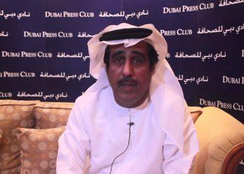 عبد الله العجلة رئيس شركة نادي الشارقة الإماراتي