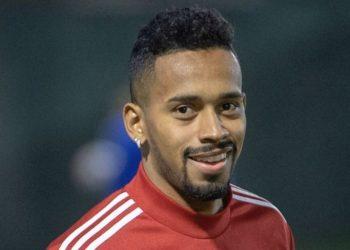 البرازيلي كايو لاعب الشارقة الإماراتي