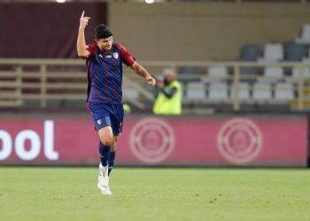 لوكاس بيمنتا لاعب الوحدة الإماراتي