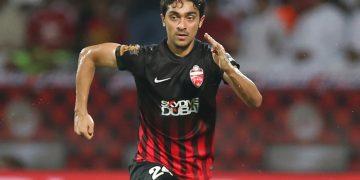 محمد جابر لاعب شباب الأهلي