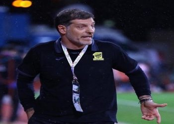 الكرواتي سلافان بيليتش مدرب نادي الاتحاد السعودي السابق
