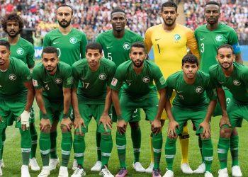 لاعبي السعودي