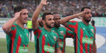 مولودية الجزائر - الاتحاد الجزائري