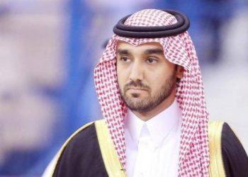 الأمير عبدالعزيز بن تركي الفيصل وزير الرياضة السعودي
