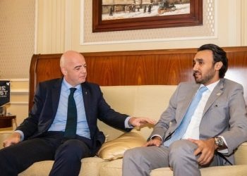 عبد العزيز بن تركي الفيصل، وزير الرياضة السعودي