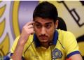 عبدالله الشمري حارس مرمى فريق الكوكب الأول لكرة القدم