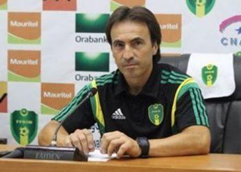 مدرب منتخب موريتانيا ، كورينتين مارتينز