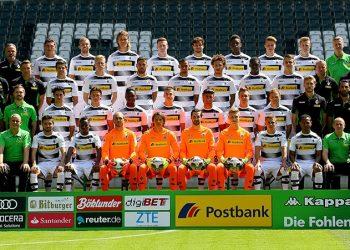 فريق مونشنجلادباخ الالماني