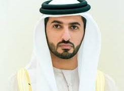 الشيخ راشد بن حميد النعيمي رئيس اتحاد الكرة الإماراتي