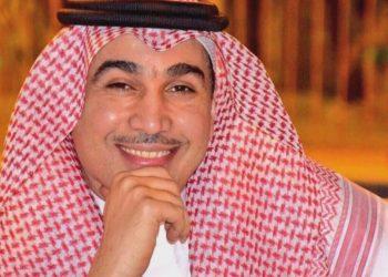 حاتم خيمي نجم ورئيس الوحدة السعودي السابق
