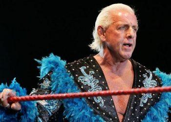 ريك فلير، عضو قاعة المشاهير باتحاد المصارعة الحرة WWE