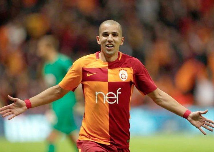 اخبار النصر - سفيان فيجولي نجم جالطة سراي التركي