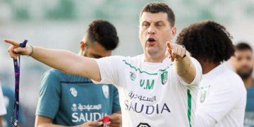 الأهلي السعودي - فلادان ميلوفيتش مدرب الفريق
